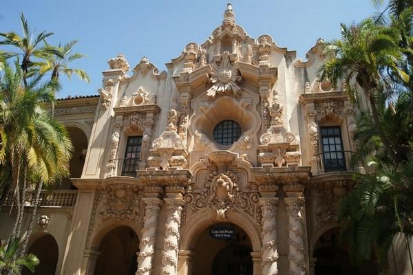 Casa del Prado Balboa Park San Diego