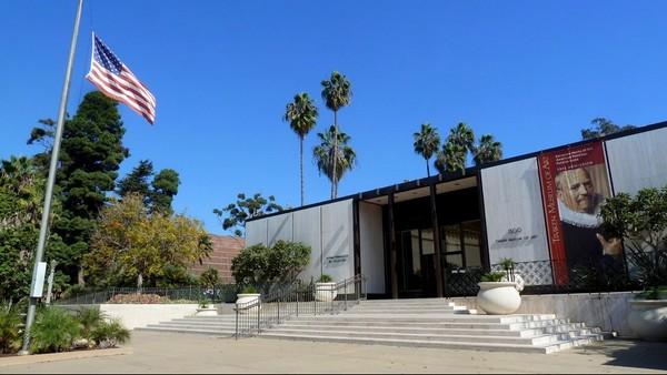 The Timken Museum of Art Balboa Park San Diego