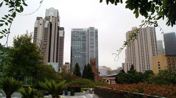Buena Yerba Gardens San Francisco