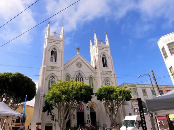 Saint Francis of Assisi Church San Francisco
