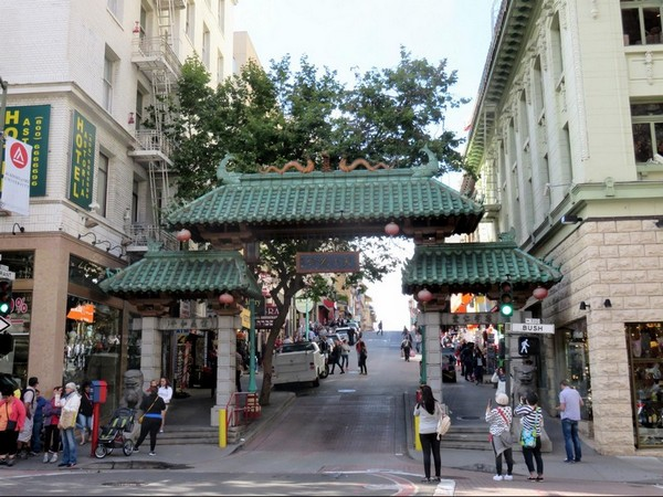 China Gate San Francisco
