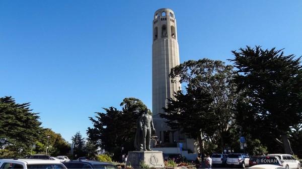 Coit Tower San Francisco