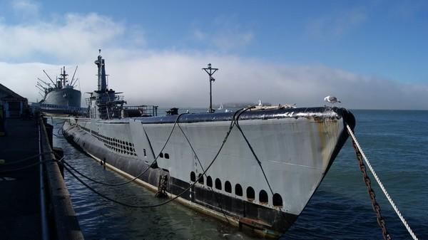 USS Pampanito San Francisco