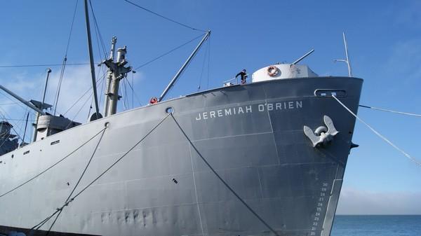 Jeremiah O'Brien Liberty Ship San Francisco