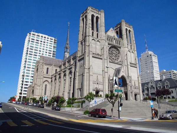 Grace Cathedrale San Francisco