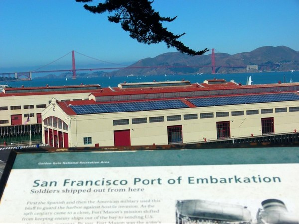 Fort Mason San Francisco