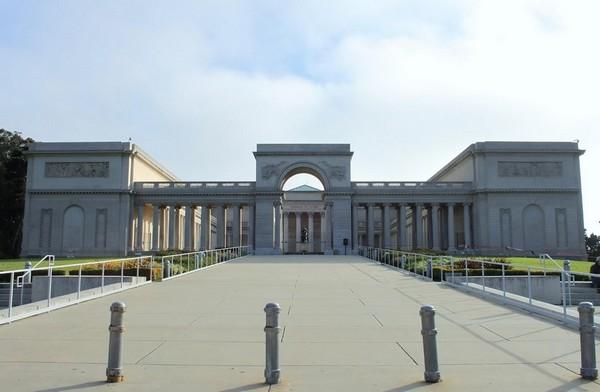California Palace of the Legion of Honnor San Francisco