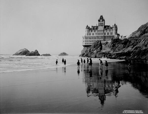 Cliff House en 1902 San Francisco