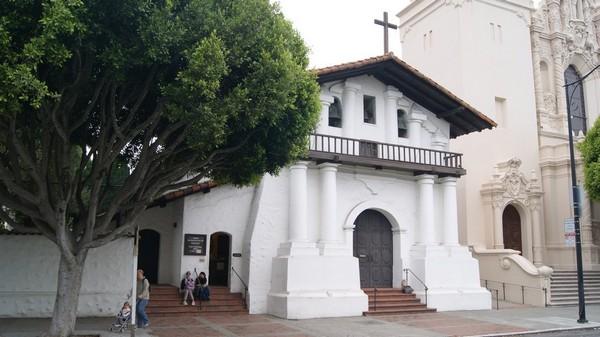 Chapelle Mission Dolores San Francisco