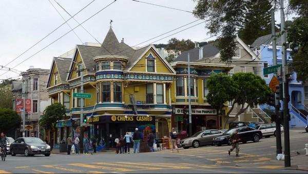 Haigh Ashbury San Francisco