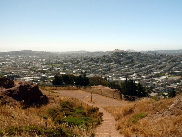 Corona Heights Park San Francisco