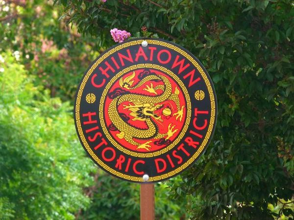 Chinatown Historic District San Luis Obispo Californie