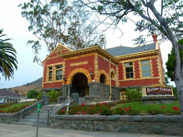 San Luis Obispo History Center Californie