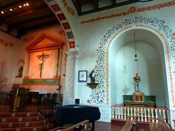 Église Mission San Luis Obispo Californie