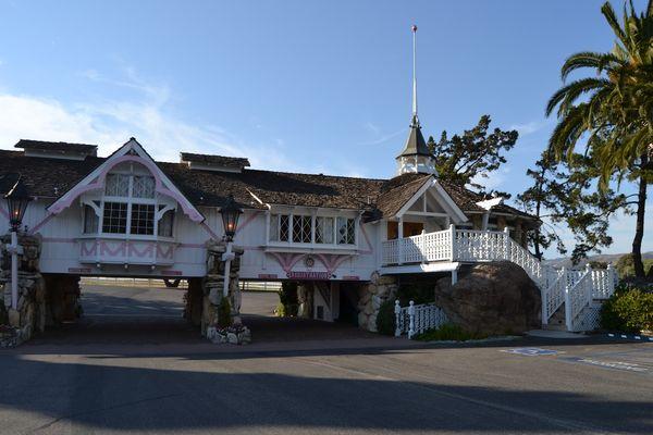 Madonna Inn San Luis Obispo Californie