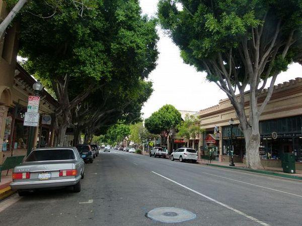 Higuera Street San Luis Obispo Californie