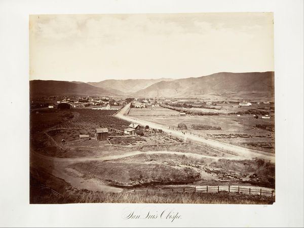 San Luis Obispo en 1876