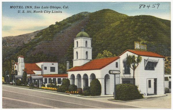 Milestone Mo-Tel San Luis Obispo Californie