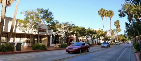 Piste Cyclable Santa Barbara