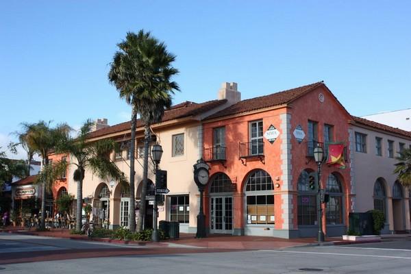 Downtown, Haley St./State St. Santa Barbara