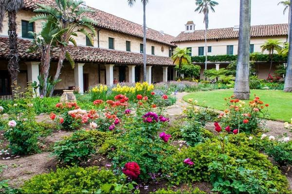 Jardins Old Mission Santa Barbara