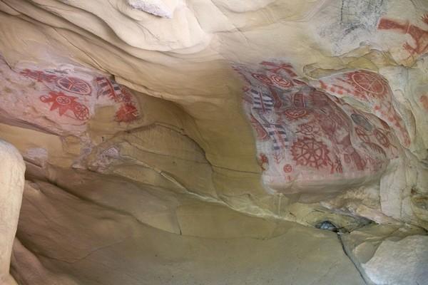 Chumash Painted Cave