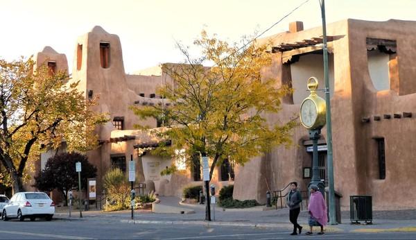 Visite à pied de Santa Fe Nouveau-Mexique
