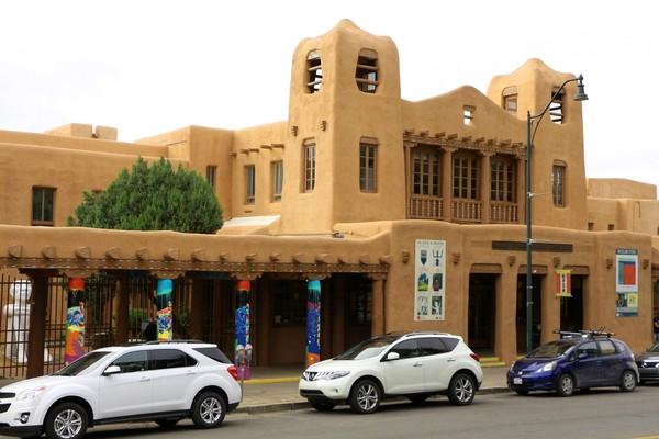 Museum of Contemporary Native Art Santa Fe Nouveau-Mexique