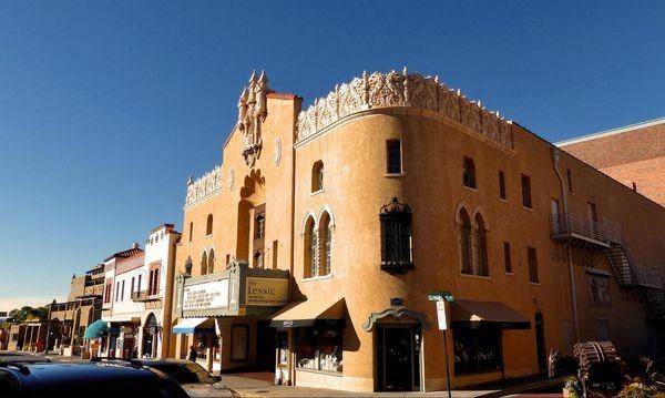 Lensic Performing Arts Center Santa Fe Nouveau-Mexique