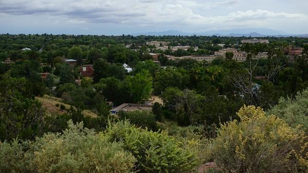 Historic Fort Marcy Park Santa Fe Nouveau-Mexique
