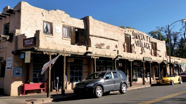 Santa Fe Village Santa Fe Nouveau-Mexique