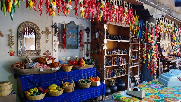 Échoppe Santa Fe Village Santa Fe Nouveau-Mexique