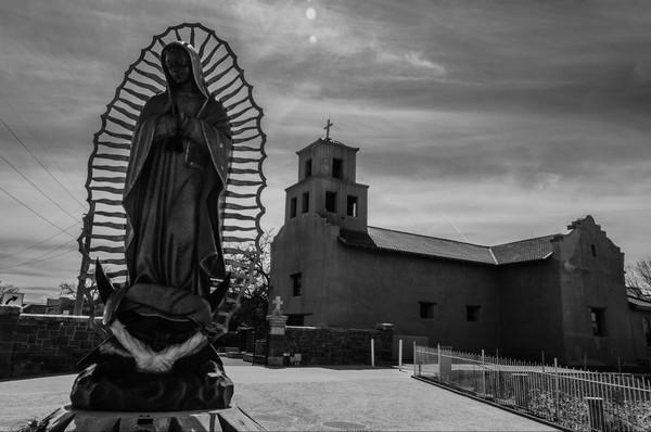 Nuestra Senora of Guadalupe Santa Fe Nouveau-Mexique