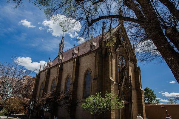 Loretto Chapel Santa Fe Nouveau-Mexique