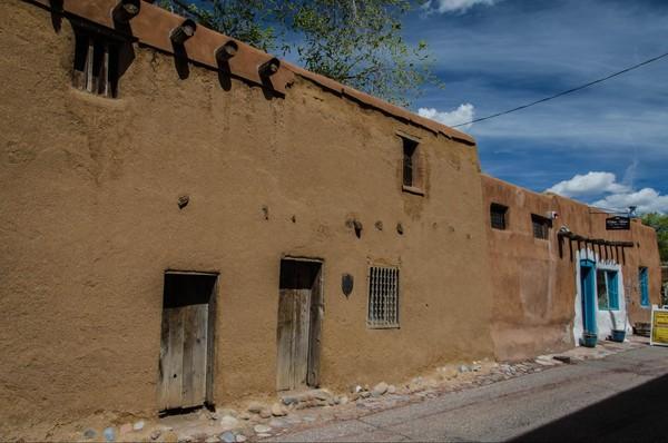 Oldest House Museum Santa Fe Nouveau-Mexique