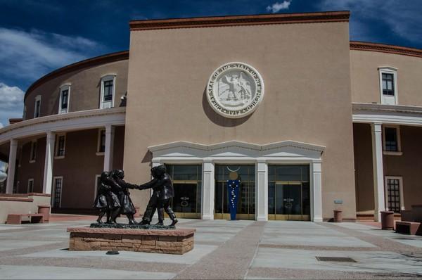 New Mexico State Capitol Santa Fe Nouveau-Mexique