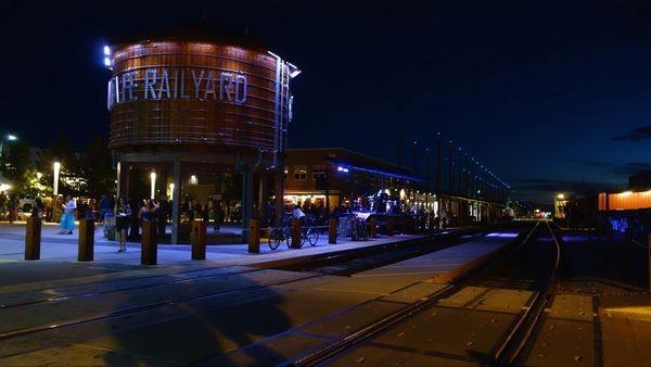 Santa Fe Railyard District Santa Fe Nouveau-Mexique