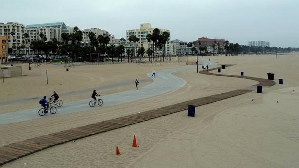 Ocean Front Walk Santa Monica