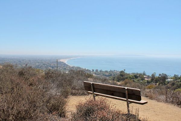 Topanga State Park Santa Monica