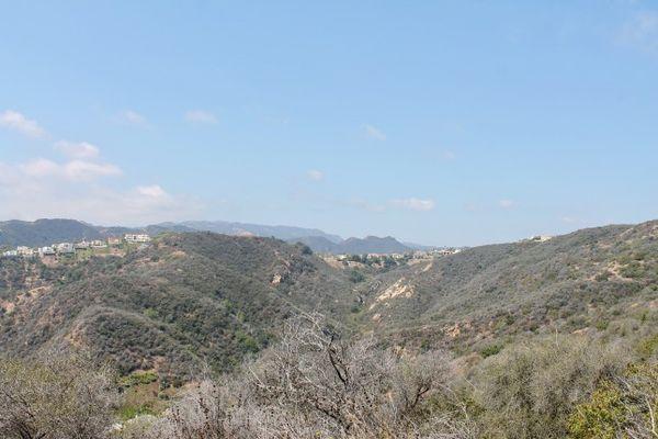 Temescal Canyon Park Santa Monica