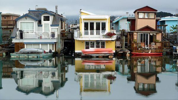Liberty Dock Sausalito