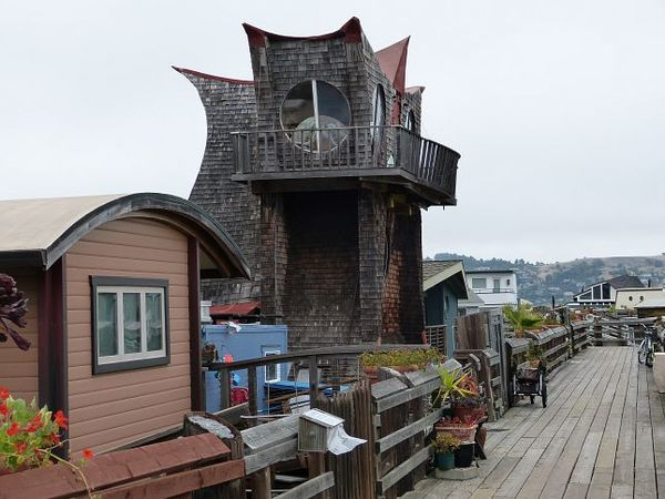 Sausalito Liberty Dock