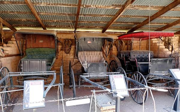Écuries de 1880 O.K Corral Historic Complex Tombstone Arizona