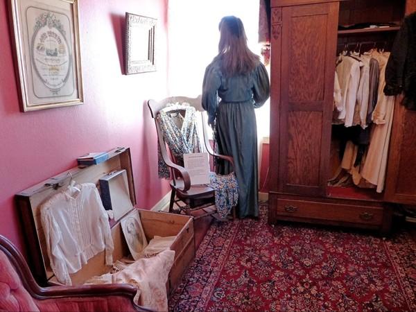 Prostitute's Crib O.K Corral Historic Complex Tombstone Arizona