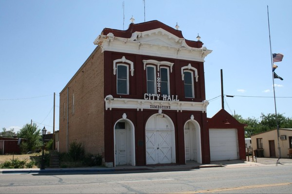 Old City Hall Tombstone Arizona