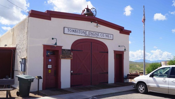 Tombstone Old Firehouse