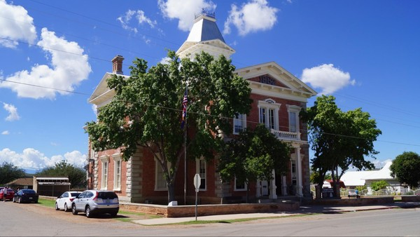 Tombstone Courthouse State Historic Park