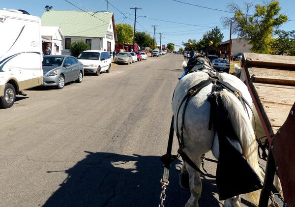 Promenade en diligence à Tombstone Arizona
