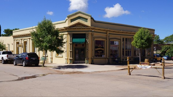 Visitor Center Tombstone Arizona