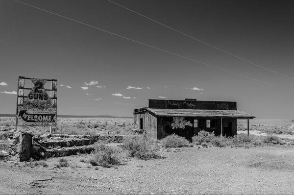 Terrain de camping Two Guns Arizona